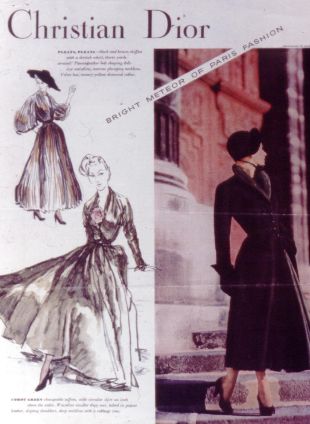 Womens Fashion 1900 To 1940 Black Models Picture
